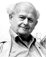 Moshe Feldenkrais D.Sc. 1904 -1984
